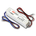 Mean Well Waterproof LED Power Supply 60W - 12VDC