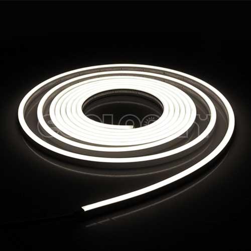 White 24v Led Strip Lights Mini Neon Side Emitting