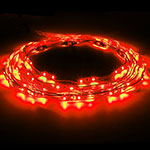 sylvania BL02 LED backlite Module Amber Red