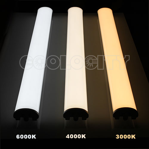 Pay Here Buy Here >> Daylight White Outdoor Linear LED Light Fixture - 4000K