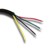 4 Conductor Outdoor and Waterproof Wire - 18AWG