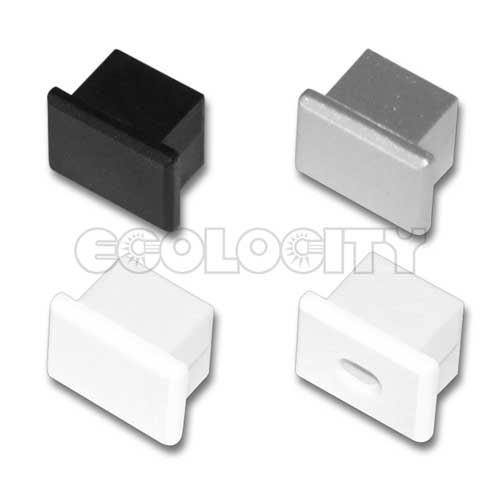 LED Extrusion End Cap