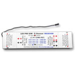 Receiver for Pro Dim 5 Channel PWM LED Dimmer system