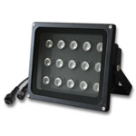Bright Star 3 in 1 RGB LED Flood Light - 50W, 24VDC