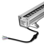 LED Wall washer 20 inch top