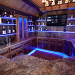 LED Home Bar