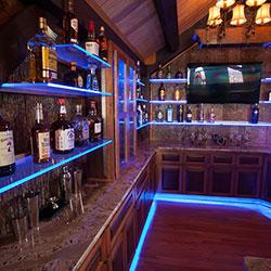 Toe kick cabinet and shelf lighting using led strip lights and wifi toe kick cabinet and shelf lighting using led strip lights and wifi controller mozeypictures Gallery