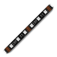 Ribbon Star, RGB 180 Black PCB LED Strip Light - UL 12VDC