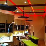 RGB Indoor LED Strip Lights