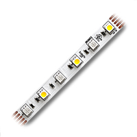 Ribbon Star 50/50, RGB + White LED Strip Light - UL 12VDC