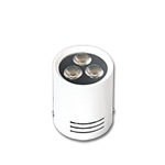 """2.36"""" Round 4 in 1 RGBW LED Spot Light Fixture - 12W, 12/24VDC"""