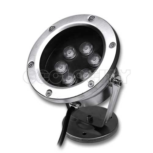 Underwater Outdoor Rgb Led Light Fixture 18w 24vdc