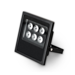 Bright Star 4 in 1 RGBW LED Flood Light - 48W, 24VDC