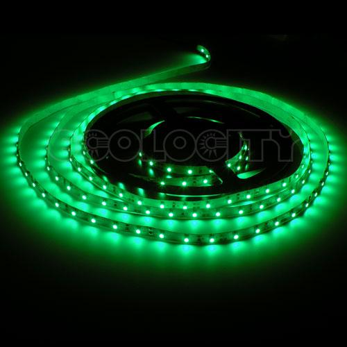 ul recognized ribbon star flexible led light strip green