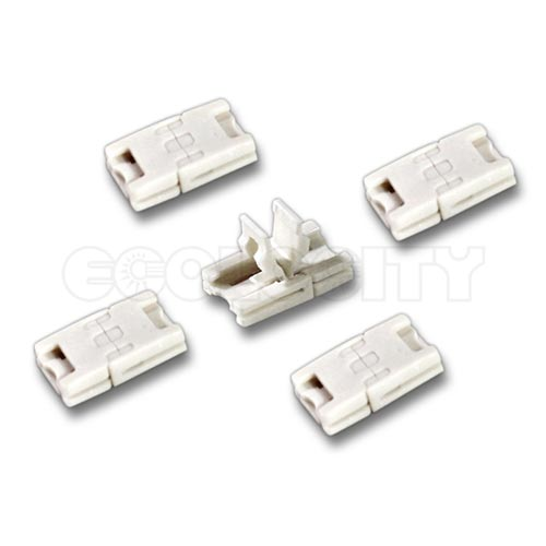 8mm led strip light snap connector ribbon to ribbon aloadofball Choice Image