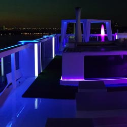 RGB 90 Color Changing Strip Lights for Architectural Accent Lighting
