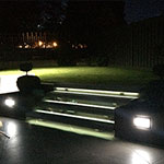 LED Strip Light Stair