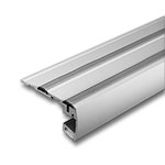 1 Meter Aluminum Extrusion for Staircase Lighting