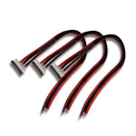 (3) Ribbon to Wire Connector 3 wire RSM Temp control