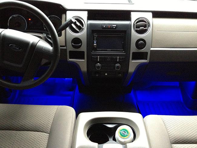 automotive accent lighting lighting ideas. Black Bedroom Furniture Sets. Home Design Ideas