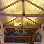 LED Vaulted Ceiling