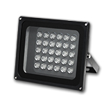 Bright Star 4 in 1 RGBW LED Flood Light - 240W, 24VDC