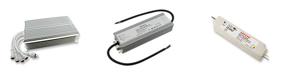 Water-Resistant Power Supply