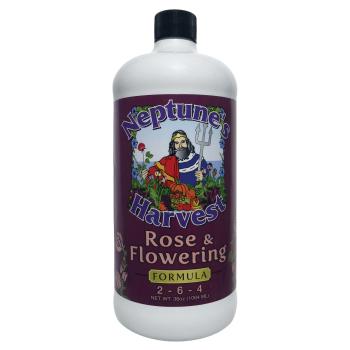 Rose And Flowering Formula