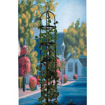 Rose Pillar