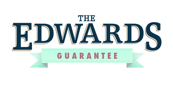 edwards guarantee
