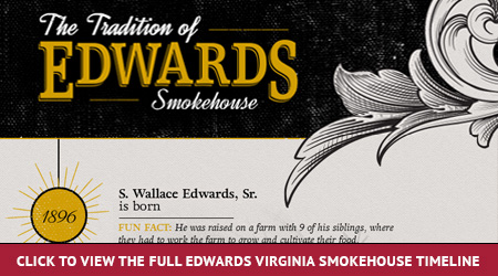 The Tradition of Edwards Smokehouse