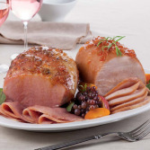 Petite Country Ham & Turkey Breast Combo