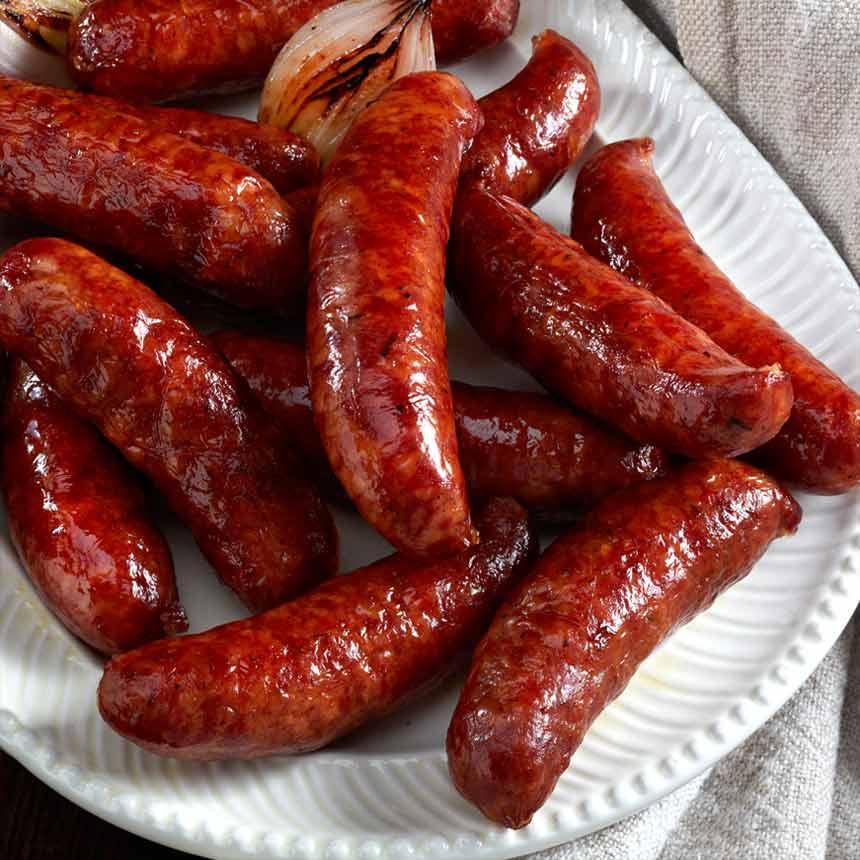 Hickory Smoked Sausage Links