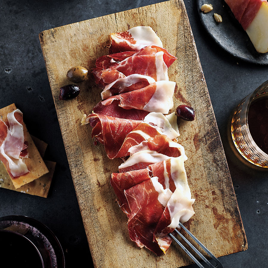 Surryano Ham Slices