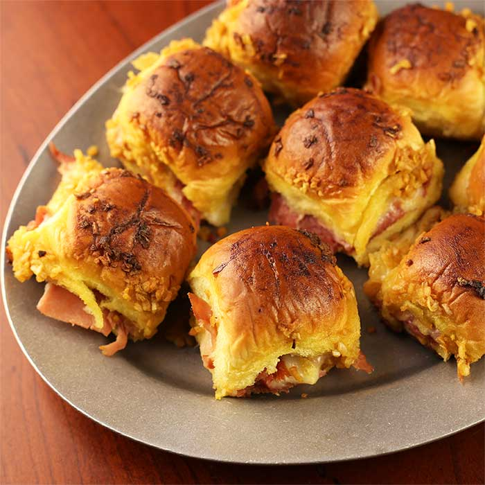 Recipe: How to Make Ham Fantastics