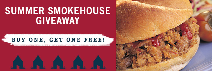Summer Smokehouse Giveaway