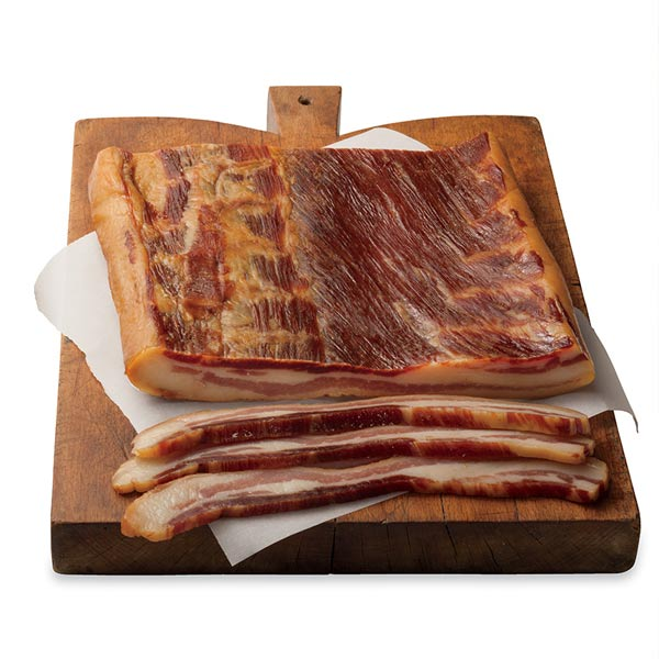 Half Slab Country Bacon