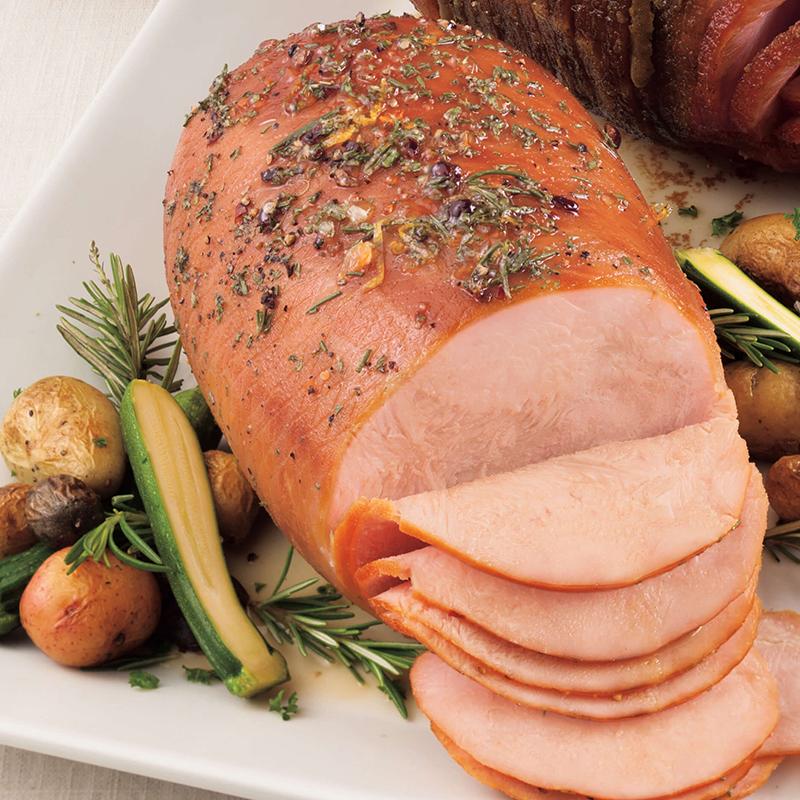 Cooked Boneless Smoked Turkey Breast