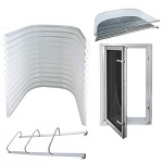 Easy Egress In-Swing Window Kit - White