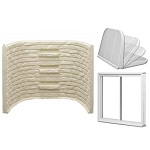 Quarry View Egress Kit - Sandstone