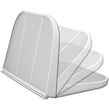 Hinged Thermal Cover for Garden Step