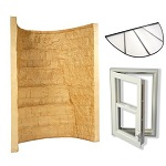 Elite Egress Well Kit Tan with Escape Window