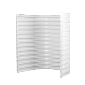 Stif Back II Window Well - for New Construction - White