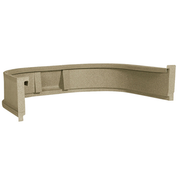 Window Well Extender for 2060 – Sandstone