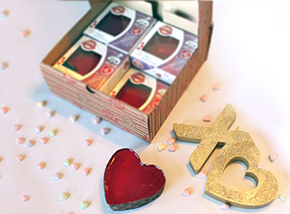 Heart Cheesecake Gift Pack