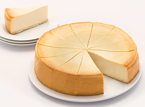 Original Plain Cheesecake