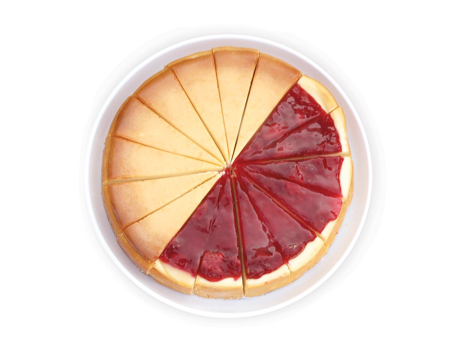 Half & Half Sampler - Plain and Strawberry