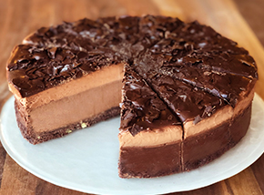 Chocolate Obsession Cheesecake