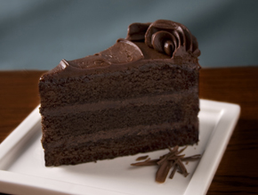 Old-Fashioned Triple Chocolate Cake