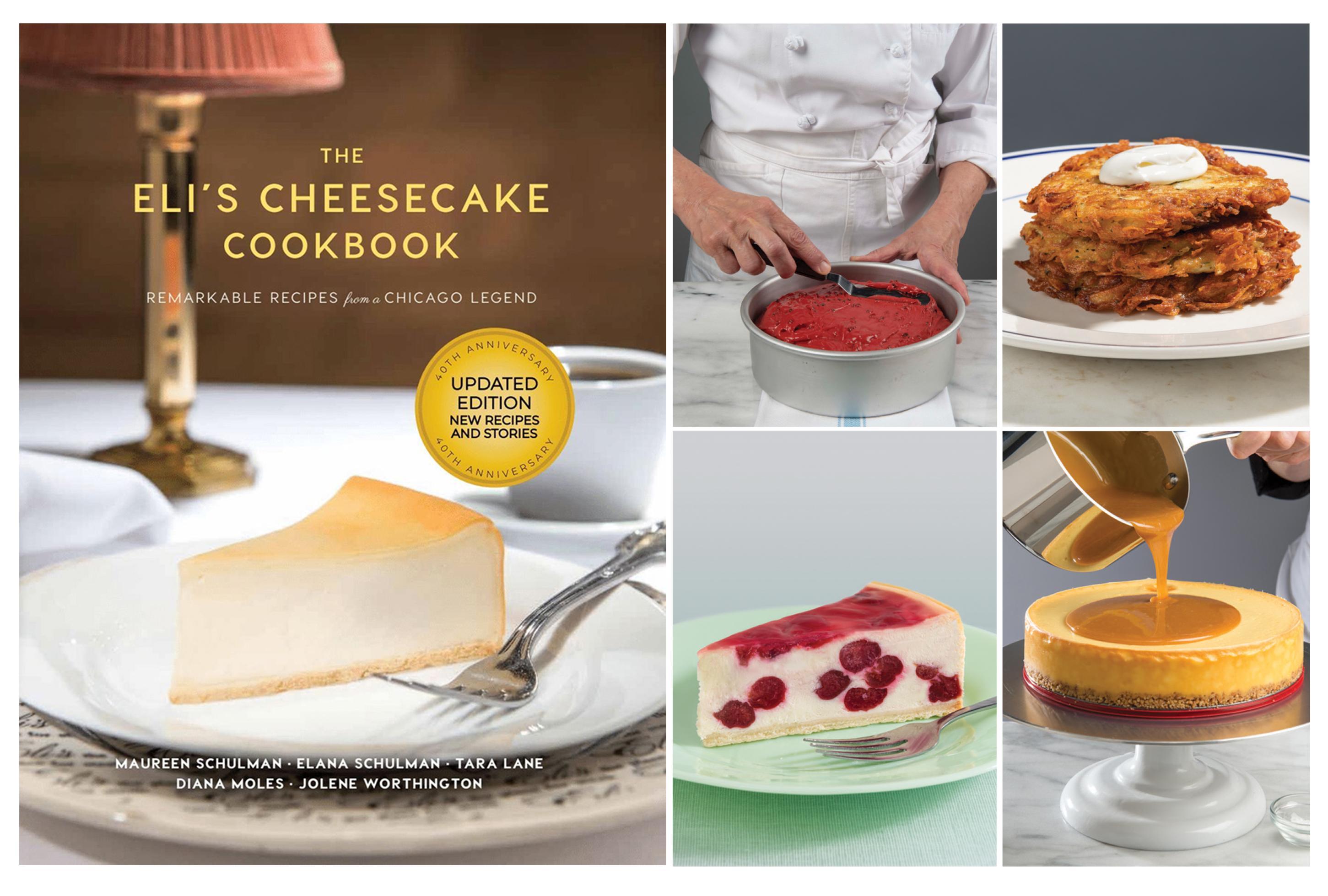 Eli's Cheesecake Cookbook, Second Edition (pre-order)